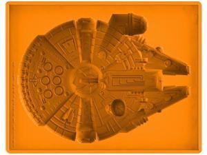 Star Wars Millennium Falcon DX Carbonite Silicone Ice Tray