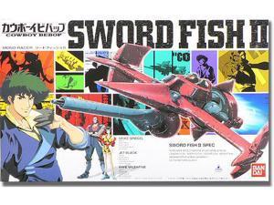 Cowboy Bebop Sword Fish II 1/72 Scale
