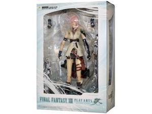 Final Fantasy XIII: Play Arts Lightning Kai Action Figure