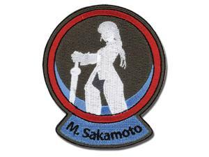 Strike Witches: M. Sakamoto Military Patch