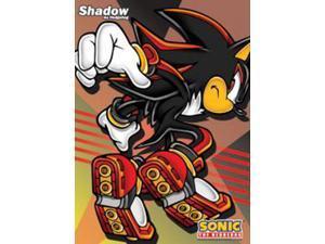 Sonic The Hedgehog: Shadow Take Off Wall Scroll