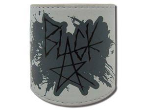 Soul Eater: Black Star Leather Wristband