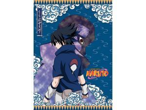 Naruto Sasuke Wall Scroll