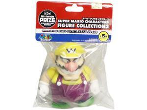 "Super Mario Brothers: Characters Collection 3 Wario 5"" Figure"