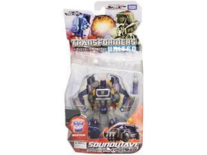Transformers United: UN-05 Soundwave Cybertron Model Action Figure