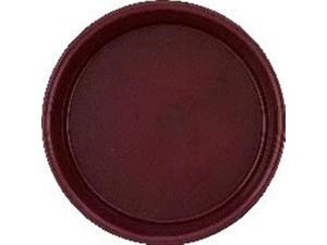 Vo-Toys Ceramic Dog Dish 8.5in Color Wine