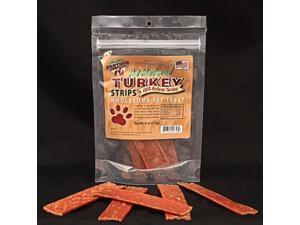 Healthy Partner Pet Treats Turkey Strips 4oz Bag