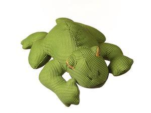 Multi Pet Dazzlers Frog Dog Toy 11in