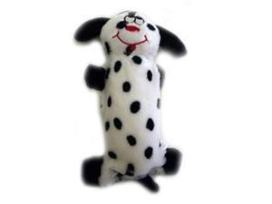 Vo-Toys Bottle Pockets Dog Plush 10in Dog Toy