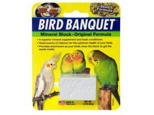 Zoo Med BB-OS Bird Banquet Block Original Small