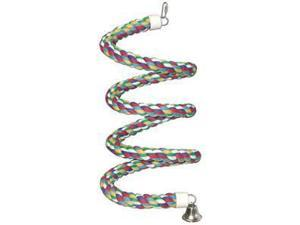 Super Bird Creations Rope Curl Medium 3/4in X 66in