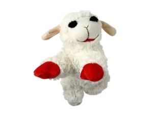 Multi Pet Lambchop 6 in Dog Toy