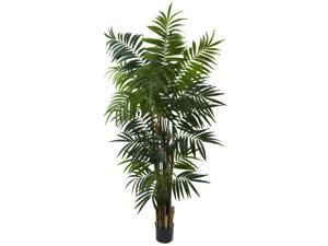 Nearly Natural 6 Bulb Areca Palm Tree