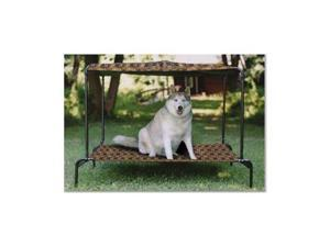 "Kittywalk Puppywalk Breezy Bed Ultra Royale 48"" x 39"" x 39"" up to 120 lbs."