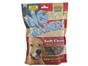 Nootie TNG16BC No Grainers Soft Chews 16oz BBQ Chicken Flavor