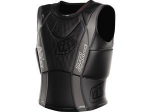 Troy Lee Designs BP 3800-HW Vest Adult Undergarment MotoX Motorcycle Body Armor - Black / Small