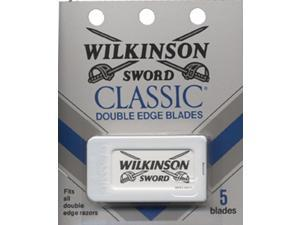 Wilkinson Sword Classic 5 Double Edge Blades