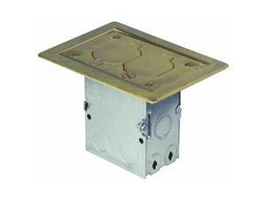 Thomas & Betts Floor Box Outlet Kit. 71WDS