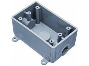 Thomas & Betts Nonmetallic T-Box. E381DR