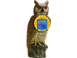 "18"" Solar Owl Scarecrow SRHO-4"