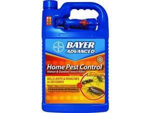 Bayer Home Pest Control. 502795A