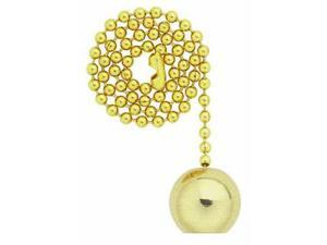 Westinghouse Lighting 12Brs Beaded Pull Chain 77004