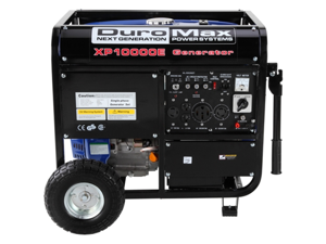 DuroMax XP10000E-CA 10,000 Watt 16 HP Gas Powered Portable Generator (CARB