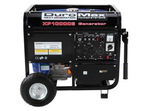DuroMax XP10000E-CA 10,000 Watt 16 HP Gas Powered Portable Generator (CARB