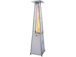 Garden Radiance GRP4000SS Stainless Steel Pyramid Outdoor Patio Heater