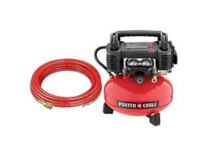 C2004-WK 165 PSI, 4 Gallon Oil-Free Pancake Compressor with Hose and Accessory Kit