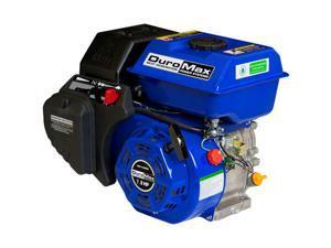 DuroMax 7 HP Go Kart Log Splitter Gas Power Engine Motor - XP7HP Recoil Start