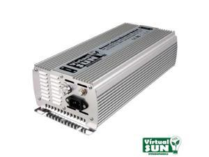 Virtual Sun VS1000WDBD 1,000-Watt Dimmable HP/HPS Digital Grow Light Ballast