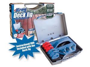 Kreg KJDECKSYS Deck Jig System