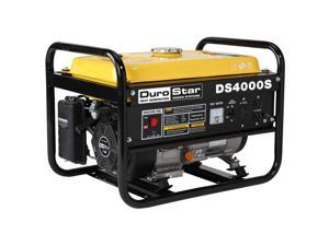 DuroStar DS4000S 4000-Watt 7.0 HP Air-Cooled OHV Portable RV Gas Engine Generator