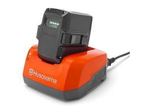 Husqvarna Quick Charge Cordless Tool Battery Charger - QC330