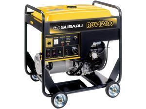Subaru RGV12100 12000 Watt 22 HP Gas Powered Portable Jobsite Generator