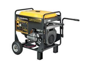 Subaru RGV13100T 12,000 Watt 20.5 HP Gas Powered Industrial Portable Generator