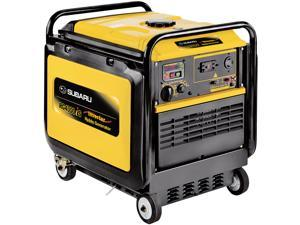 Subaru RG4300iS 4,300 Watt 9 HP Gas Powered Inverter Portable Power Generator