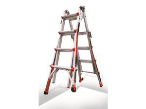 Little Giant Aluminum Multipurpose Ladder , 12017-801