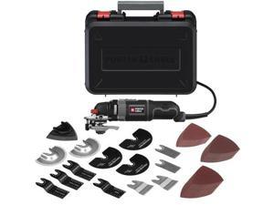 Porter-Cable PCE605K52 3.0 Amps Oscilating Tool Kit 52 Accessories
