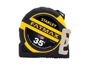 Stanley FMHT33509S 35-Foot x 1-1/4-Inch BladeArmor Fatmax Premium Measuring Tape