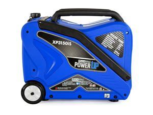 DuroMax XP3150iS 3,150 Watt Gas Powered Digital Inverter Portable Generator
