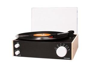 Crosley CR6023A-NA 3-Speed Am/Fm Bluetooth Input Switch Turntable - Natural