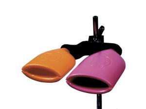 Latin Percussion LP Double Mounted Sambago Bells