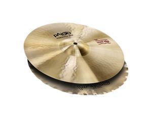 "Paiste 14"" Formula 602 Sound Edge Hi-Hat Cymbals"