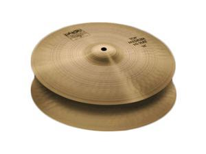 "Paiste 14"" 2002 Medium Hi-Hats"