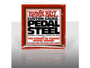 Ernie Ball Nickel 10-string C6 Pedal Steel Set