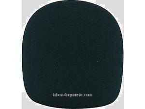 Performance + Microphone Windscreen, Black
