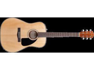 Fender DG8S Solid Top Acoustic Guitar Package