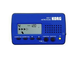 Korg MA1 Compact Metronome in Blue